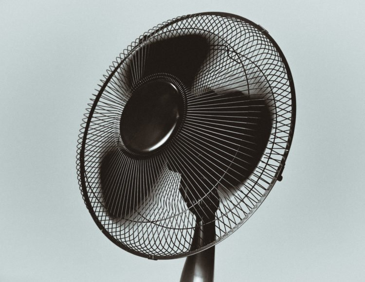 It's hot, tips for keeping cool in the office