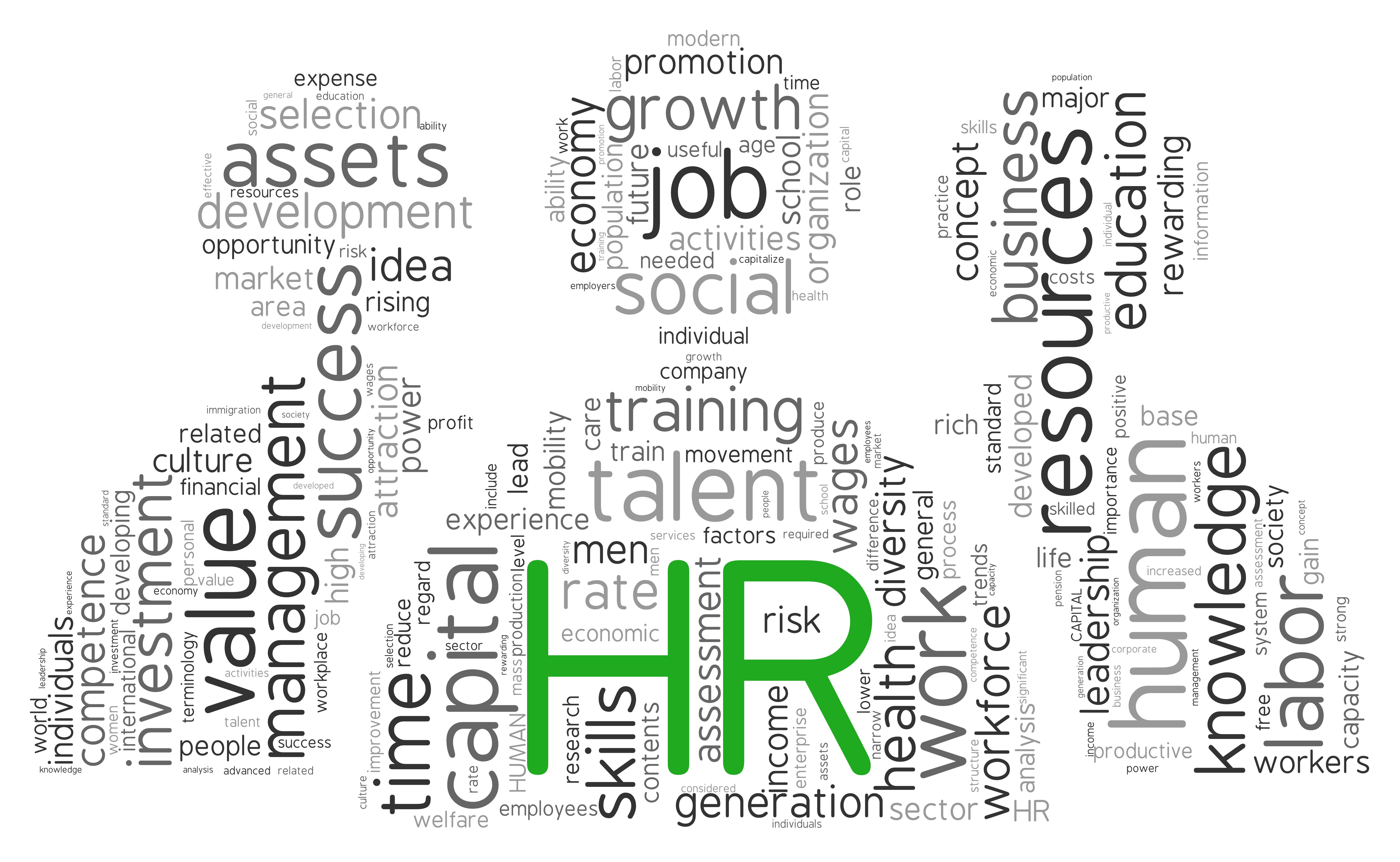 Don't think you need HR – think again