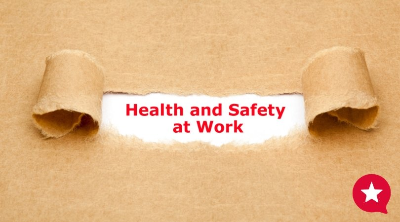 Don't neglect Health and Safety in the workplace