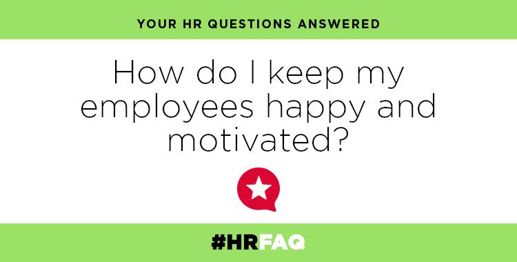 Motivation, Employees