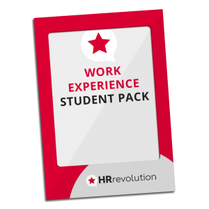WORK EXPERIENCE STUDENT PACK