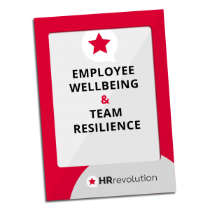 EMPLOYEE WELLBEING & TEAM RESILIENCE
