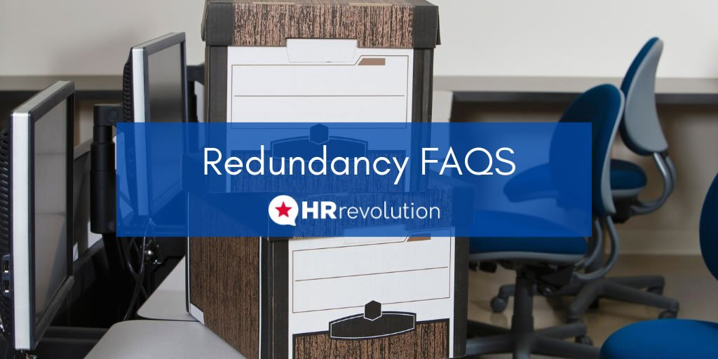 Redundancy – FAQS