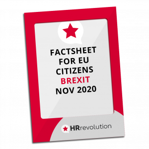 FACTSHEET FOR EU CITIZENS – BREXIT NOV 2020