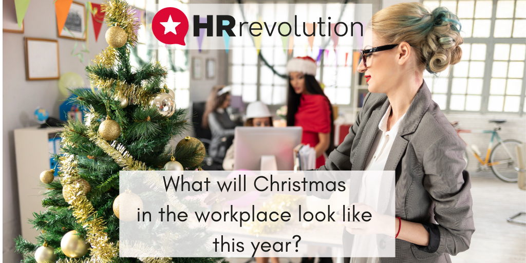What will Christmas in the workplace look like this year?