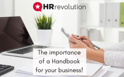 The importance of a Handbook for your business!