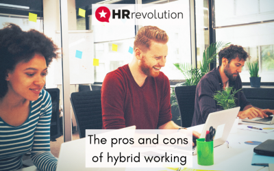 The pros and cons of hybrid working